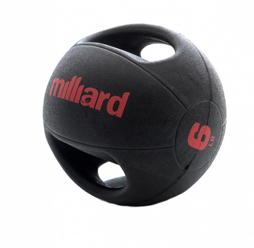 Med Balls with Handle (Power Grip Balls)