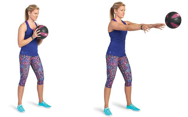 Top 7 Medicine Ball Workouts For Beginners